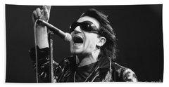 U2 - Bono Beach Towel