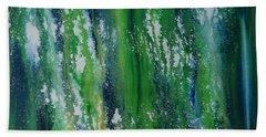 Greenery Duars Beach Towel