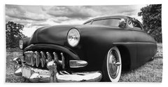 52 Hudson Pacemaker Coupe Beach Towel