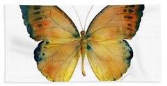53 Leucippe Detanii Butterfly Beach Towel