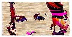 Grace Kelly Beach Towel