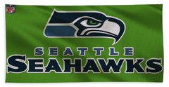 Seattle Seahawks Uniform Beach Towel