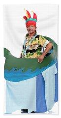 Studio Portraits - Santa Barbara Beach Towel