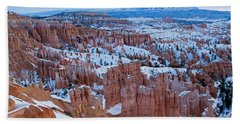 Sunset Point Bryce Canyon National Park Beach Sheet