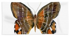 60 Euselasia Butterfly Beach Towel