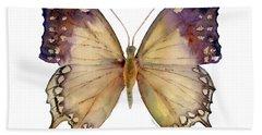 63 Great Nawab Butterfly Beach Towel