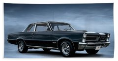 '65 Gto Beach Towel