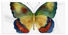 67 Bagoe Butterfly Beach Towel