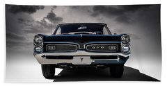 '67 Gto Beach Towel