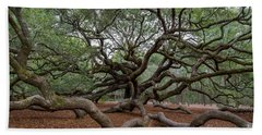 Mighty Branches Beach Sheet