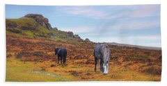 Dartmoor Beach Towel