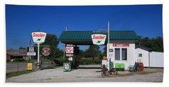 Route 66 Sinclair Station Beach Sheet