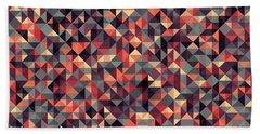 Pixel Art Beach Sheet
