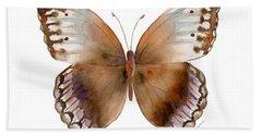 79 Jungle Queen Butterfly Beach Towel