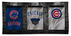 Chicago Cubs Beach Towel