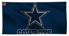 Dallas Cowboys Uniform Beach Towel