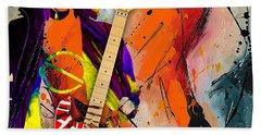 Eddie Van Halen Special Edition Beach Towel