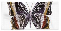 88 Castor Butterfly Beach Towel