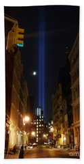 9-11-2013 Nyc Beach Towel