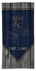 Kansas City Royals Beach Towel