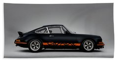 911 Carrera Rsr Beach Towel