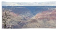 A Grand Canyon Beach Towel by Laurel Powell