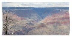 A Grand Canyon Beach Sheet by Laurel Powell