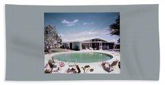 A House In Miami Beach Towel