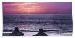 A Merman I Should Turn To Be Beach Sheet