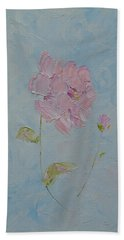 A Mother's Love Beach Towel by Judith Rhue