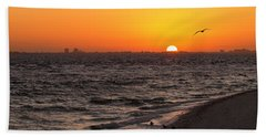A New Day - Sanibel Island Beach Towel