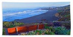 A Place To Reflect Beach Sheet