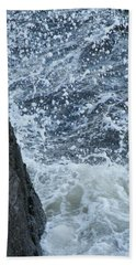A Stillness In The Storm  Beach Towel by Brian Boyle