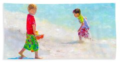 A Summer To Remember V Beach Towel