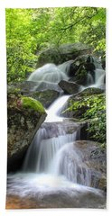 A Walk Along The Jacob Fork Beach Towel