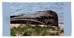 Abandoned Beach Sheet