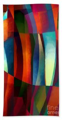 Abstract #1 Beach Towel