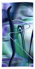Abstract 300 Beach Towel