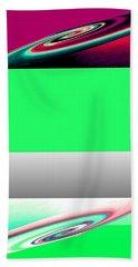 Abstract Fusion 209 Beach Towel