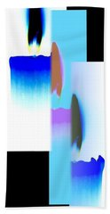 Abstract Fusion 220 Beach Towel