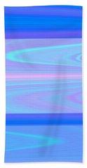 Abstract Fusion 229 Beach Towel