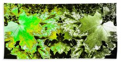 Abstract Fusion 248 Beach Towel