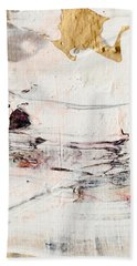 Abstract Original Painting Number Eleven Beach Sheet