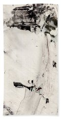 Abstract Original Painting Number Four Beach Towel