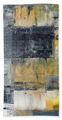 Abstract Painting No. 4 Beach Towel