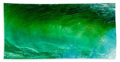 Abstract Wave 3 Beach Towel
