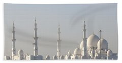 Abu Dhabi Sheikh Zayed Grand Mosque Beach Sheet