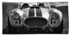 Ac Cobra 427 Beach Towel by Sebastian Musial