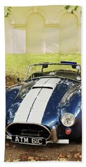 Ac Cobra Beach Towel
