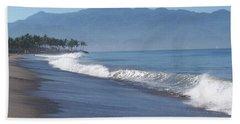 Acapulco Beach Beach Towel